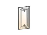 Бергамо Дверь (Декор) L270 конц.45 Шкаф рабочий