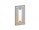 Бергамо Дверь (Декор) L551 Шкаф рабочий