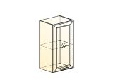 Шкаф навесной L400 Н720 (1 дв. рам.)