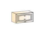 Бергамо Шкаф навесной L800 H360 (1 дв. гл.)