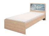 Кровать одинарная на 900 б/орт (6)