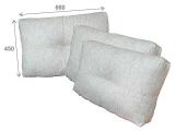 Подушки к мод.14 (комплект)