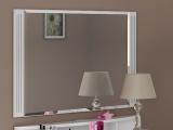 №7 Зеркало настенное (белое) с выставки