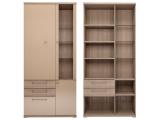 мод.1 Шкаф комбинированный 2-х дверный