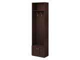 мод.27 Шкаф комбинированный с вешалкой