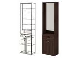 мод.28 Шкаф комбинированный с зеркалом