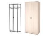 Мод.21Р, Шкаф для одежды двухдверный