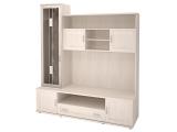 Мод.50 Шкаф-стеллаж комбинированный