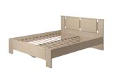 мод.2 Кровать двойная на 1600 мм (латы)