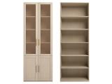 мод.21 Шкаф для книг 2-х дверный