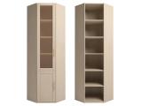 мод.23 Шкаф для книг угловой