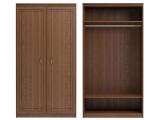 мод.16 Шкаф для одежды 2-х дверный без зеркал
