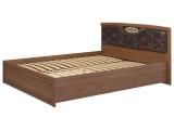 мод.29 Кровать двойная 1600 + мягкий элемент