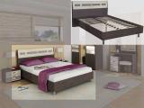 Кровать с орт.осн, б/м (1600) 95.01