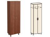 Шкаф для одежды 82.11