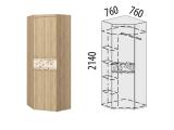 Шкаф для одежды угловой лев/прав 46.04