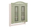Шкаф-витрина с колоннами 71.15 72.15