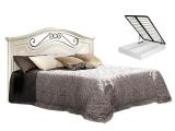 Кровать 1600 с одной спинкой с под/мех. (АНКР-1[3])