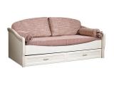 Кровать 1-но спальная боковая с подушками (АМКР-5)