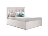 Кровать 1200 с мягким элементом (АМКР120-6)
