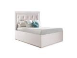 Кровать 900 с мягким элементом (АМКР-7)