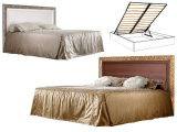 Кровать 2-х спальная (1,6 м) с подъемным механизмом