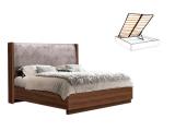 Кровать 2-х спальная (1,8 м) с подъемным механизмом