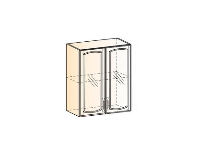 Шкаф навесной L600 H720 (2 дв. рам.)