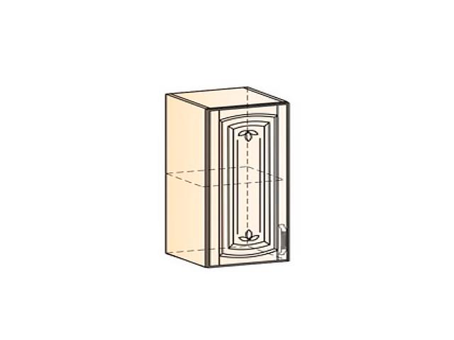 Шкаф навесной L450 Н720 (1 дв. гл.)