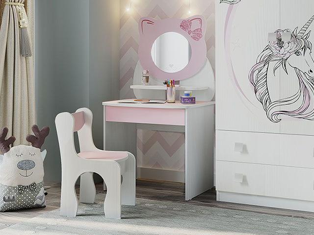 Набор Котенок (розовый)